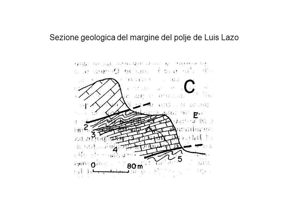 Tale forma del paesaggio carsico è tipica delle basse latitudini, ma il tipo con sierras e mogotes è tipico delloccidente cubano.