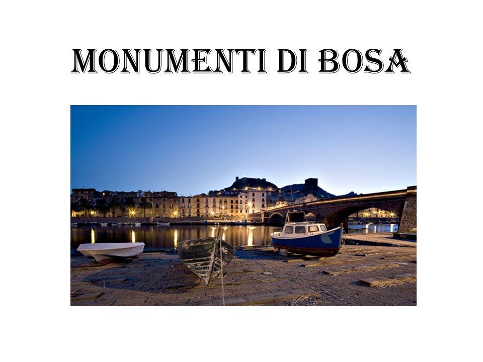 MUSEO CASA DERIU E PINACOTECA ATZA Il palazzo Uras-Chelo, comunemente noto come Casa Deriu dal nome degli ultimi proprietari, rappresenta il modello classico di abitazione bosana di ceto borghese dellOttocento.