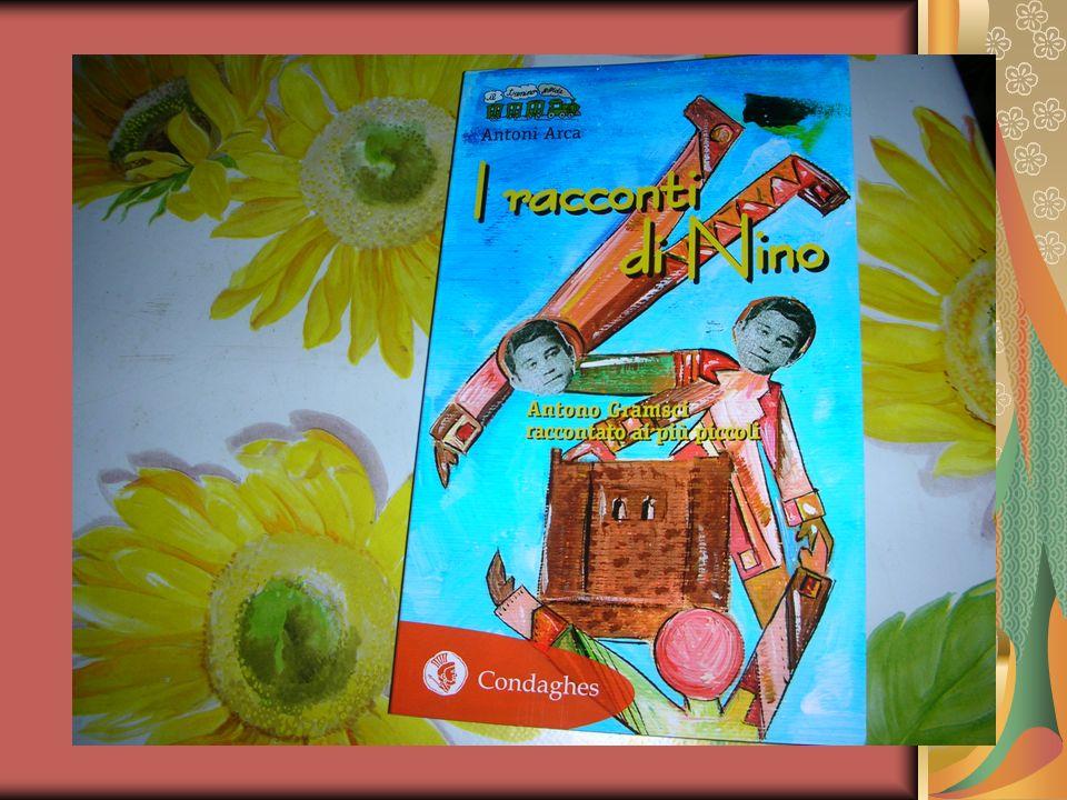 Durante le settimane che hanno preceduto lincontro con lautore Antoni Arca, il 15 Dicembre, noi della classe 3°D abbiamo letto e commentato le diverse storie de I racconti di Nino.