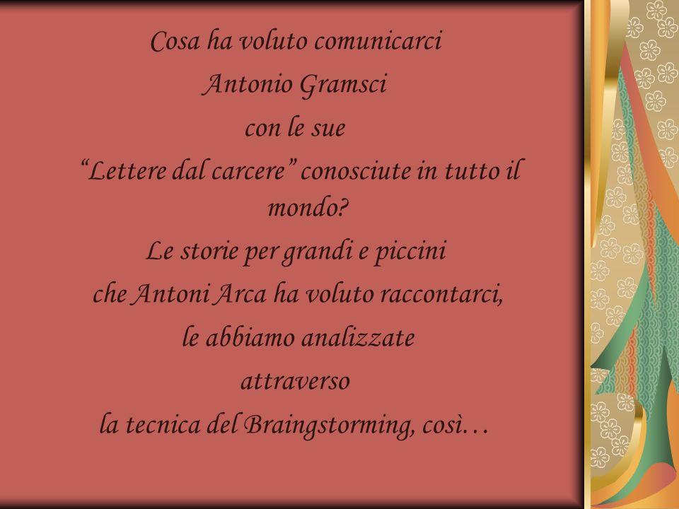 Cosa ha voluto comunicarci Antonio Gramsci con le sue Lettere dal carcere conosciute in tutto il mondo.