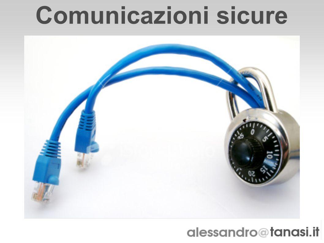 Comunicazioni sicure