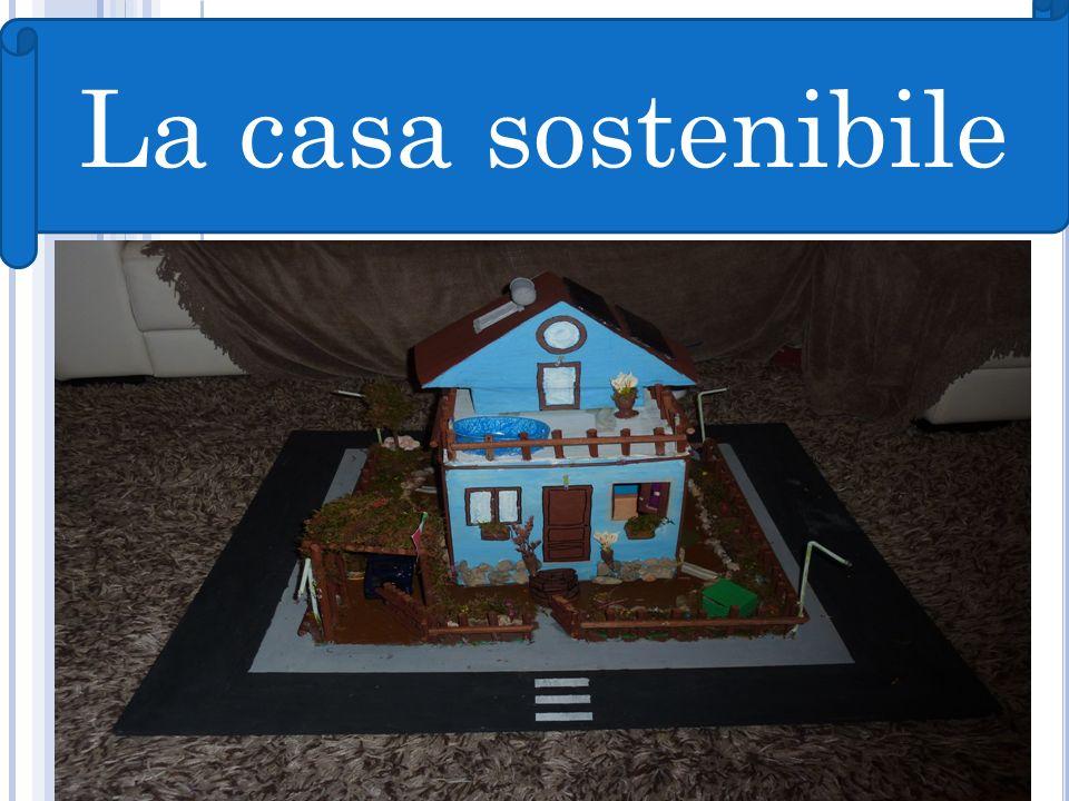 La casa sostenibile