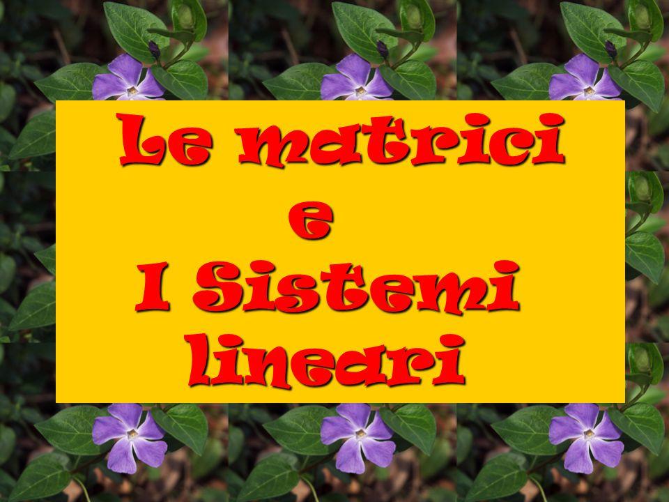 Calcolo della matrice inversa Premettendo, secondo il teorema di Laplace che una matrice può essere invertibile solo se il suo determinante è diverso da 0, ecco i 4 passaggi per calcolare linversa di una matrice A.