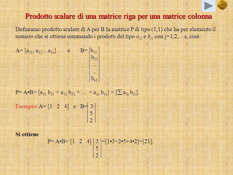 Non tutte le matrici quadrate hanno uninversa.