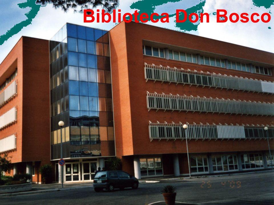 Biblioteca Don Bosco