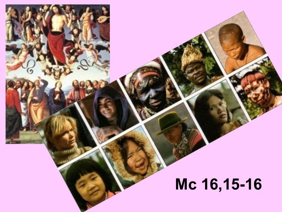 Mc 16,15-16