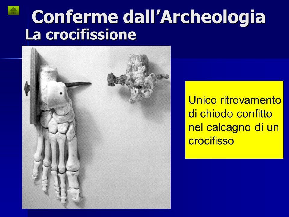 Morì sotto Ponzio Pilato Iscrizione su pietra calcarea, trovata a Cesarea nel 1991 da archeologi italiani in un teatro romano, databile tra il III e I