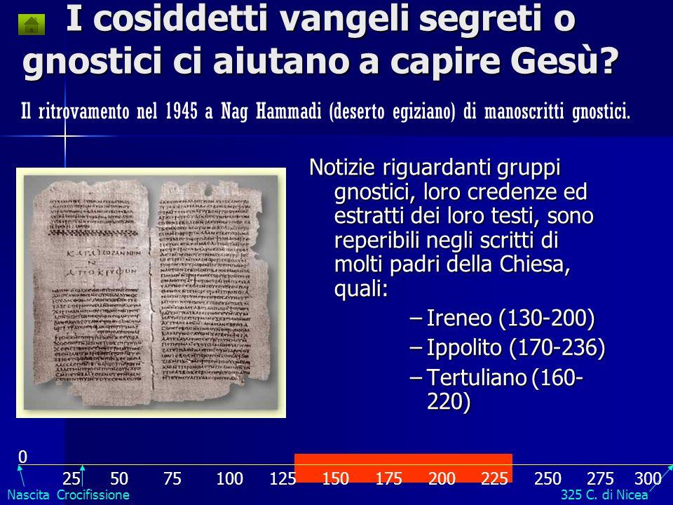 Originalità dei Vangeli Cosa i Vangeli hanno in comune con lepoca Gesù nei Vangeli canonici Gesù nei vangeli gnostici Maria Maddalena moglie di Gesù?