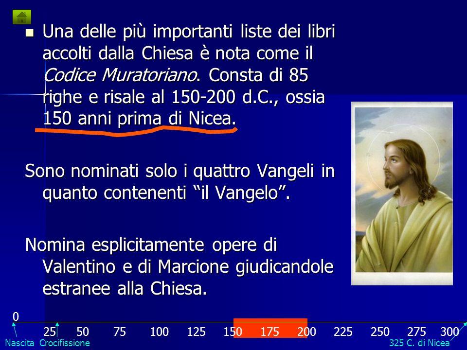 I VANGELI SONO QUATTRO S. Clemente Romano (92-101) e S. Ignazio di Antiochia (morto (107) parlano di quattro libri S. Clemente Romano (92-101) e S. Ig