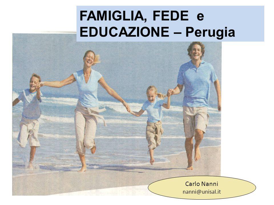 1.Famiglia espropriata: della sua funzione economica, della sua forza sociale-politica, della sua valenza culturale e formativa (ci si forma altrove?).
