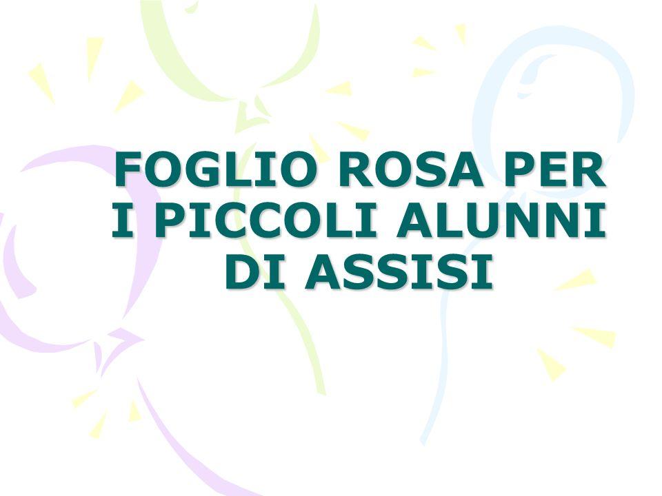 Grande emozione per i piccoli alunni delle classi prime della Scuola Primaria S.Antonio di Assisi che hanno ricevuto il foglio rosa del bravo lettore.