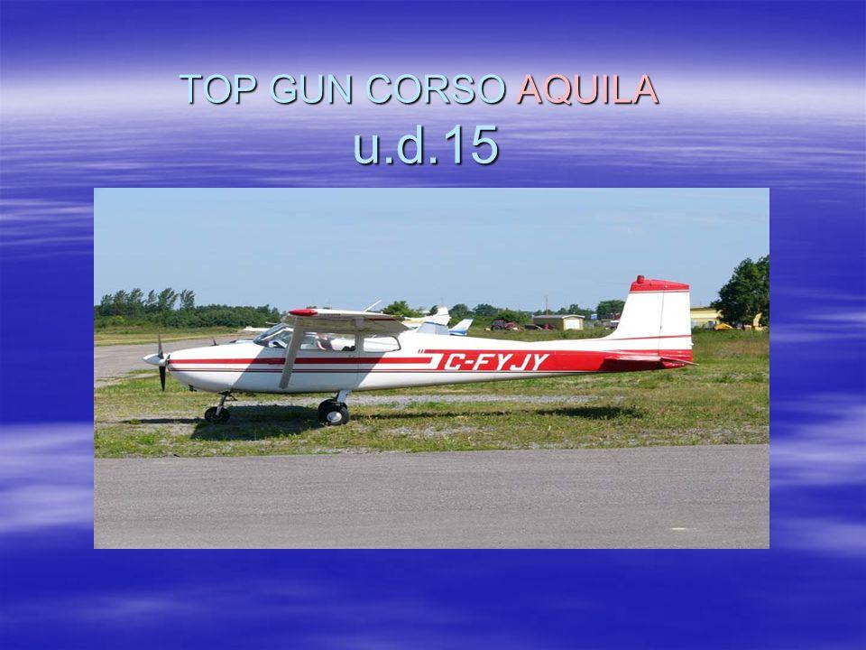 TOP GUN CORSO AQUILA u.d.15