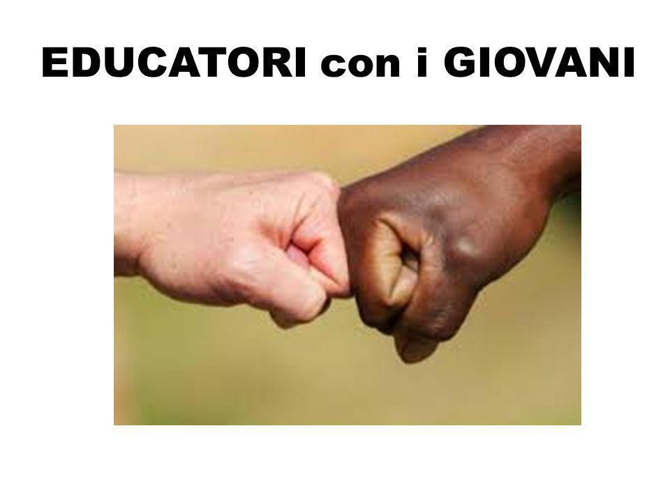 EDUCATORI con i GIOVANI