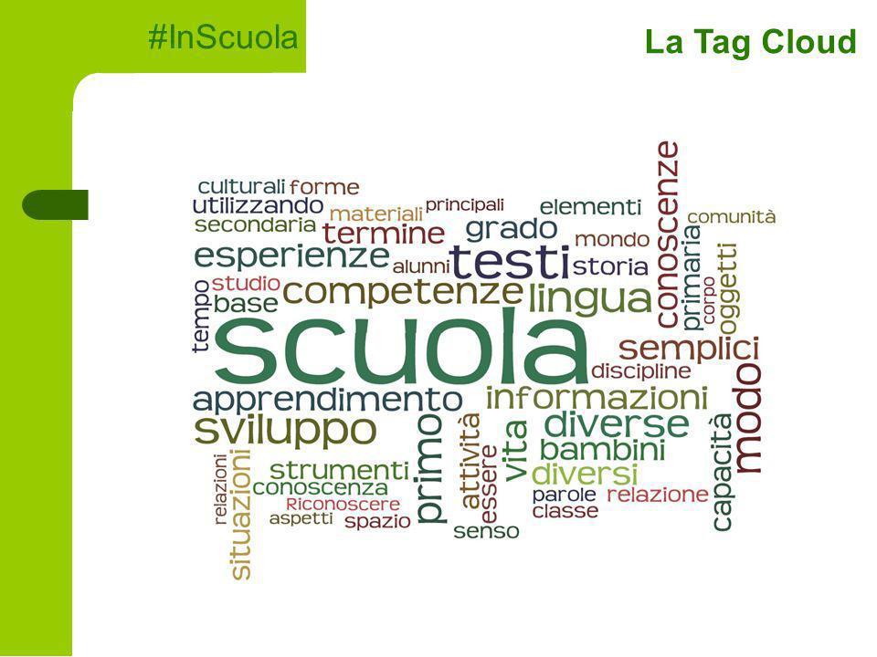 La Tag Cloud #InScuola