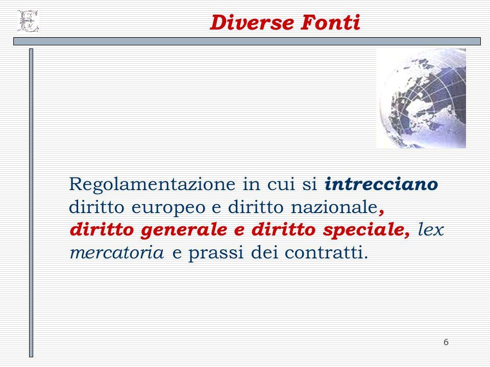 47 Il Consorzio Il consorzio è invece il contratto attraverso il quale due o più imprenditori istituiscono unorganizzazione comune per la disciplina o per lo svolgimento di determinate FASI delle rispettive imprese (art.