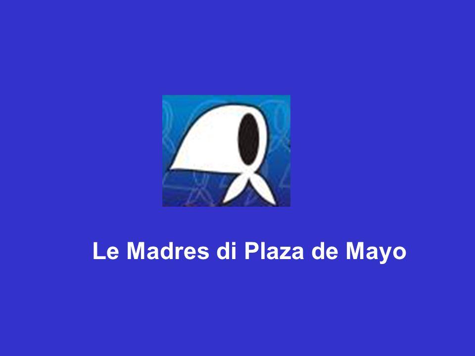 Le Madres di Plaza de Mayo