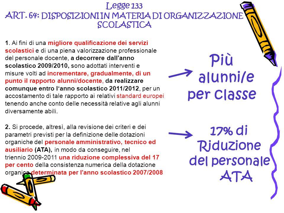 regolamento ART.11– SCUOLA DELLINFANZIA- Formazioni delle classi Le sezioni dovranno essere costituite con non meno di 18 alunni e non più di 26 Gli alunni in esubero vengono distribuiti nelle sezioni senza disabili fino a un massimo di 29 alunni.