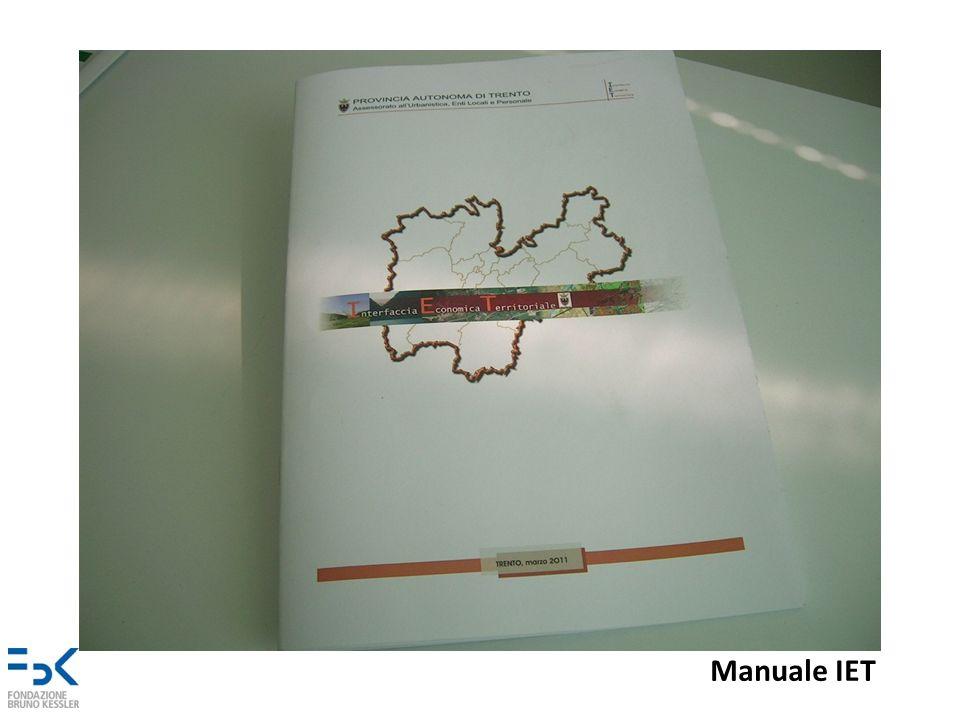 Manuale IET