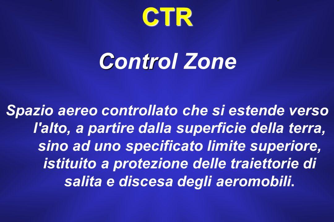 Lente istituito per la fornitura dei servizi ATS (servizio di controllo, servizio informazioni volo e dallarme), allinterno di una CTA (TMA, AWY) è lACC.