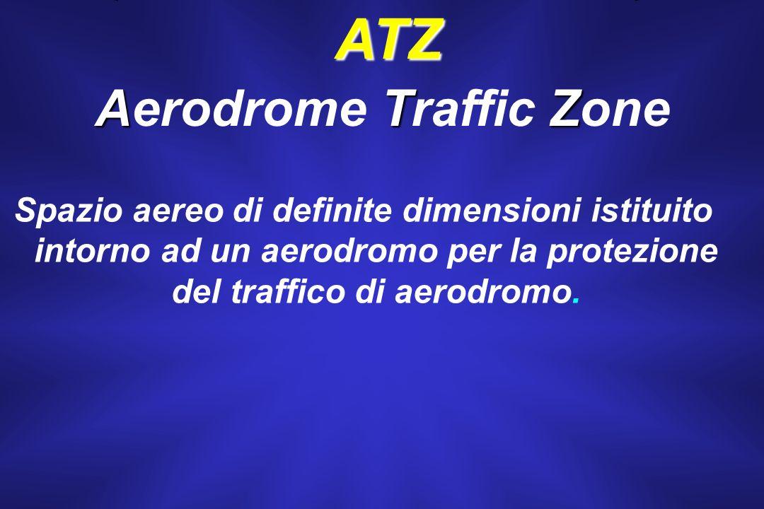 Lente istituito per la fornitura dei servizi ATS (servizio di controllo, servizio informazioni volo e servizio dallarme), allinterno di una CTR è l APP (Approach).