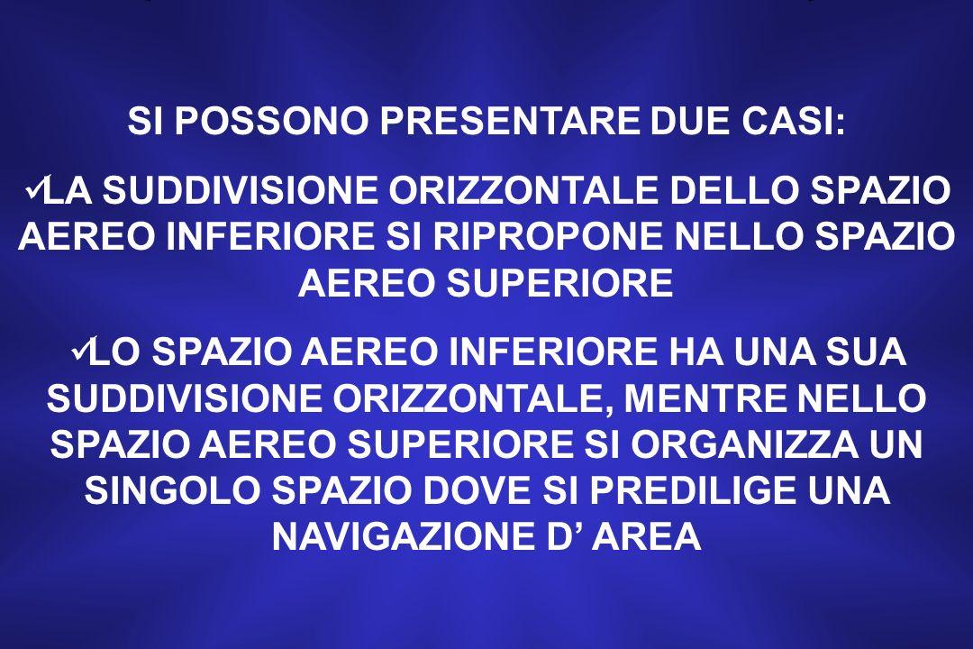 Milano malpensa A Servizio RADAR CTR ENAV S.p.A 1500 ft esclusi Limite superiore