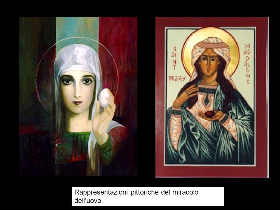 Rappresentazioni pittoriche del miracolo delluovo