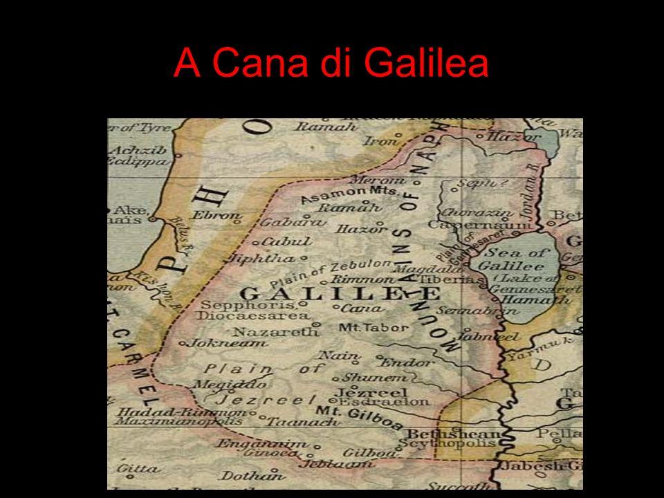 Invitati ad una festa di nozze Tintoretto, Le nozze di Cana