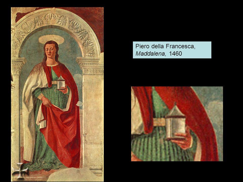 La Maddalena e leremita Zosimo nella grotta di Sainte Baume