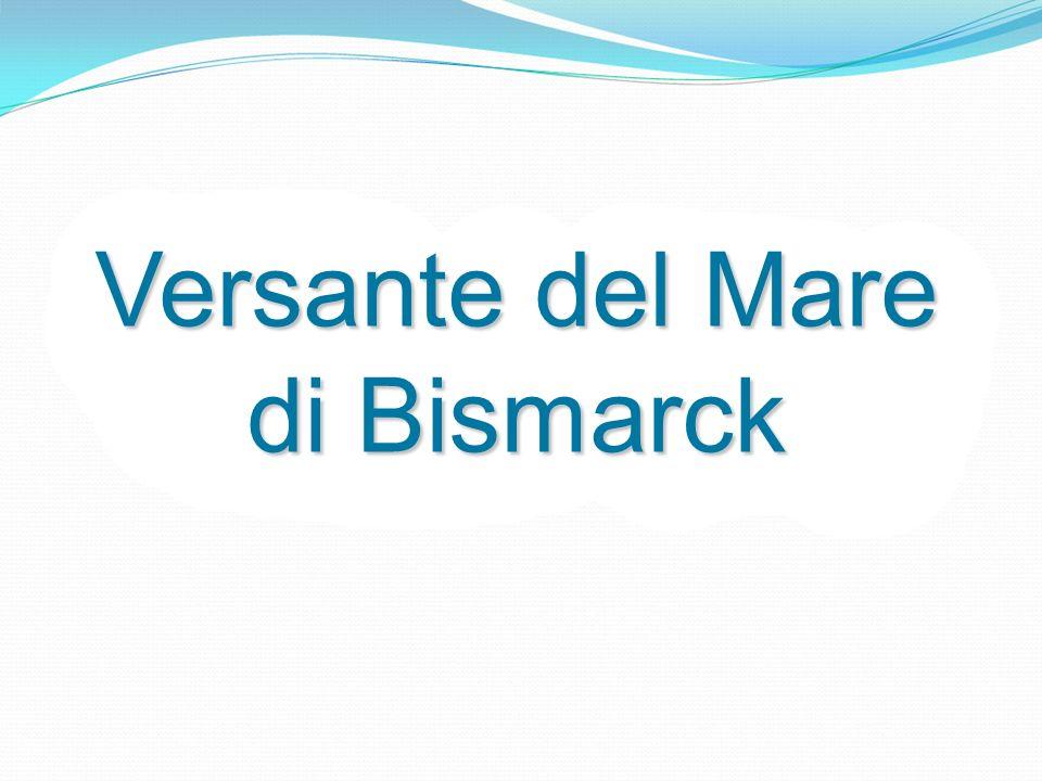 Versante del Mare di Bismarck