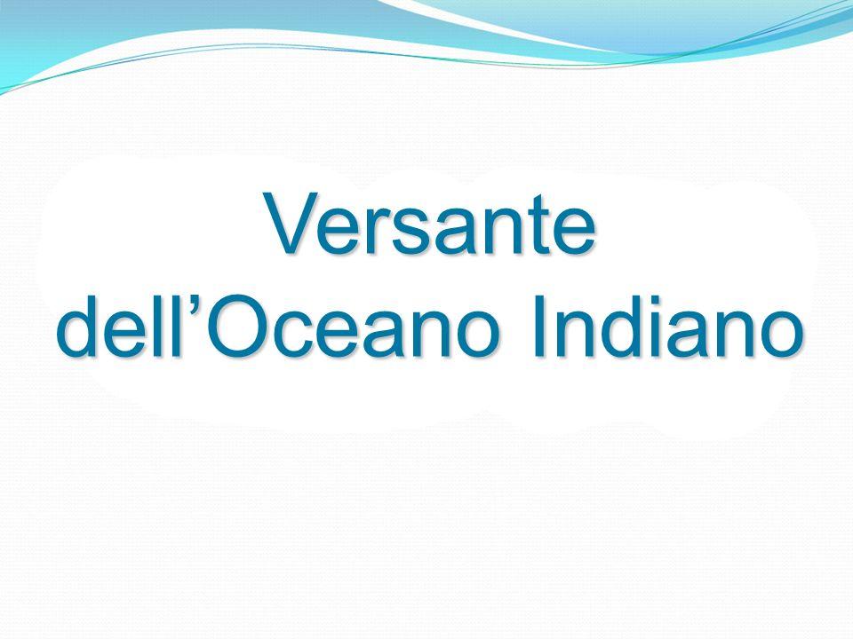 Versante dellOceano Indiano