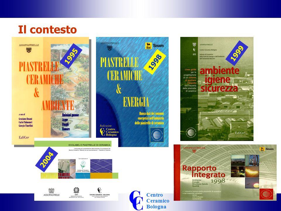Centro Ceramico Bologna Lapproccio Conformità con Linee Guida Regionali Piena coerenza con Direttiva IPPC Linee Guida generali: per qualunque settore/attività IPPC