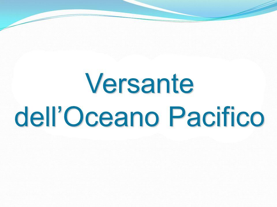 Versante dellOceano Pacifico