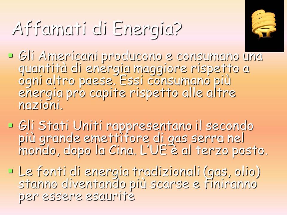 Affamati di Energia.