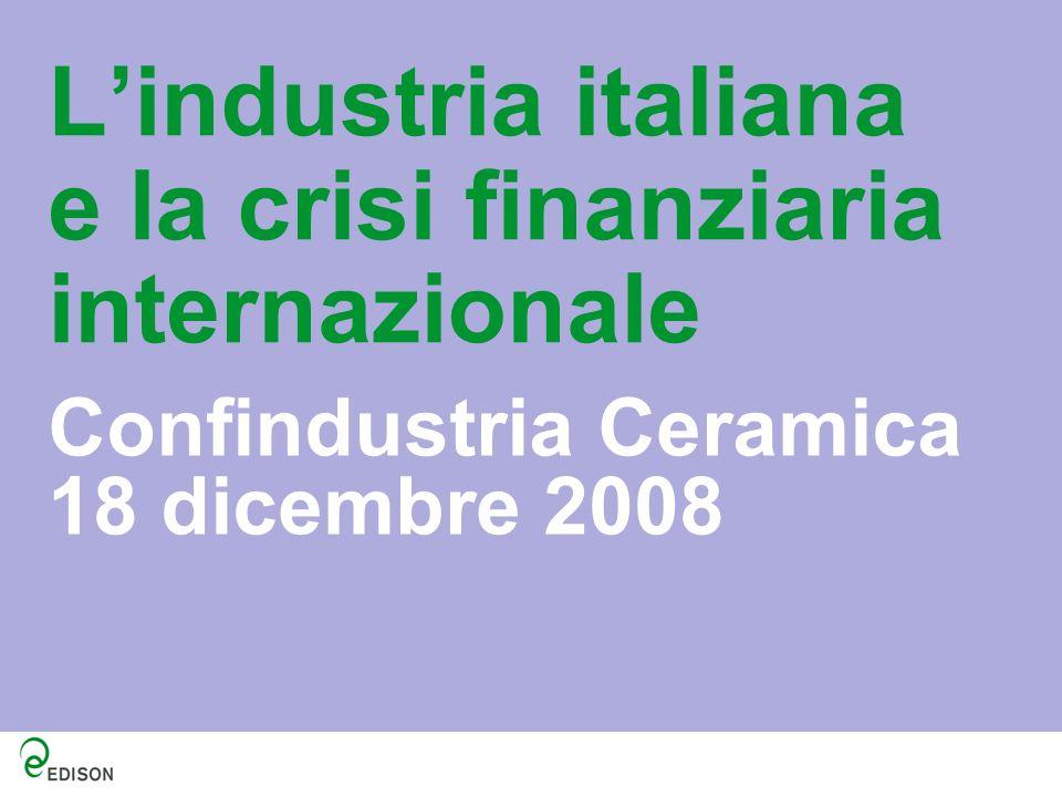 THE WORLD FINANCIAL CRISIS (Source: BBC)