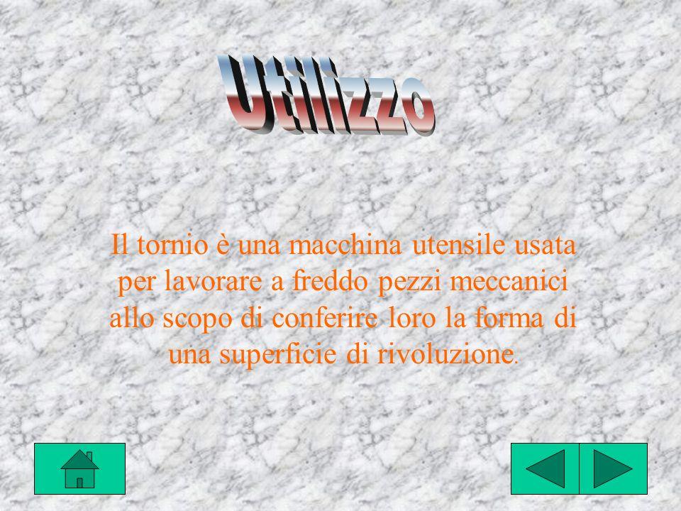 - Ferro -Legno -Materie plastiche