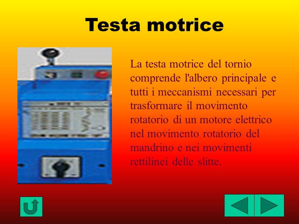 LA PIATTAFORMA AUTOCENTRANTE La piattaforma autocentrante, chiamata impropriamente anche mandrino.