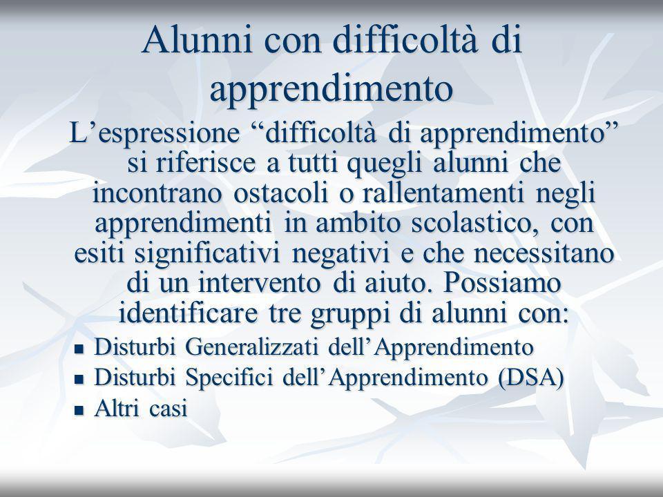 28 febbraio 2007 Implicazioni comportamentali ed emotive negli alunni con difficoltà di apprendimento Dott.
