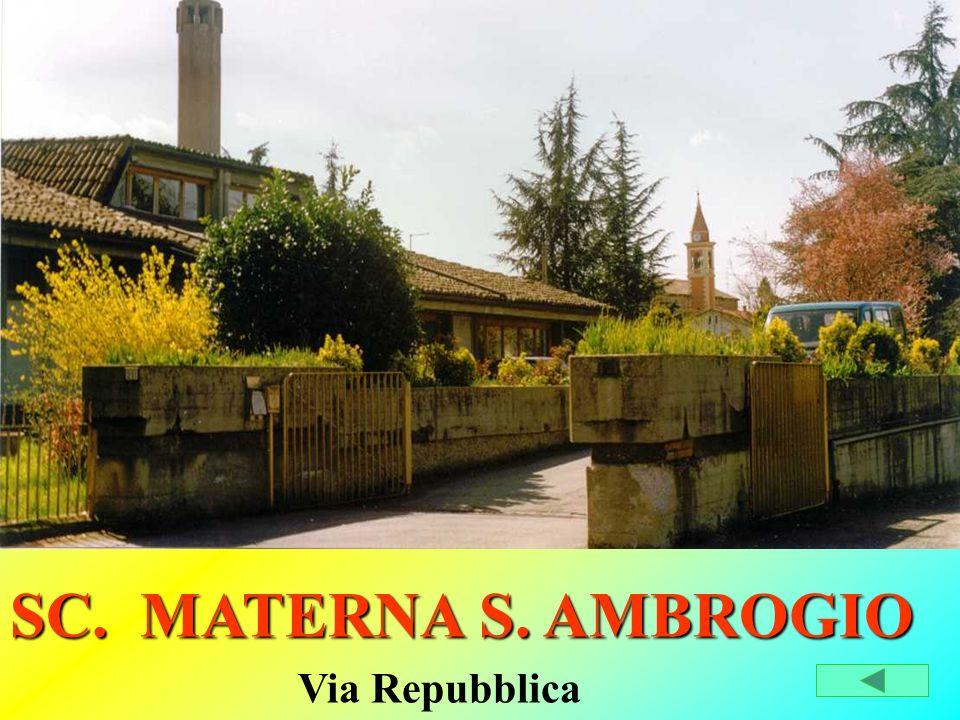 UFFICIO POSTALE POSTALE Via Romagnosi