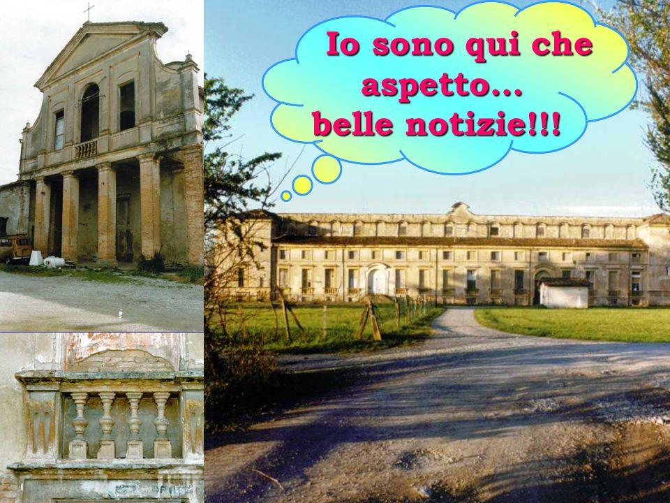 Mentre usciamo dal Municipio Antonella Spaggiari ci saluta...