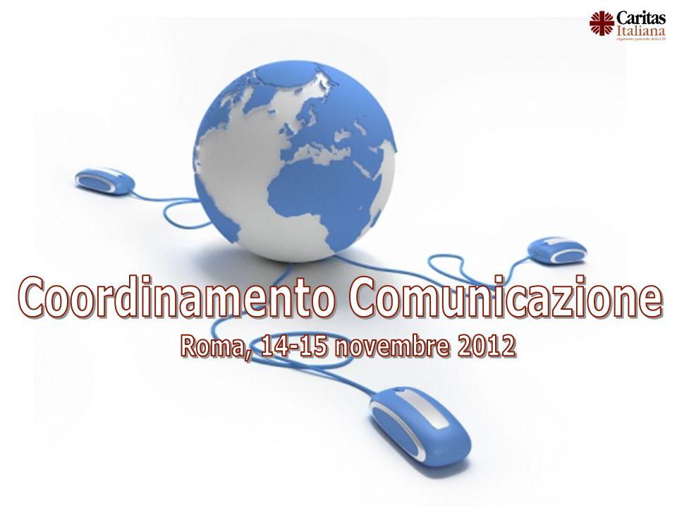 Coordinamento Comunicazione – Roma, 14-15 novembre 2012 Siti e loghi Caritas diocesane Delegazione regionale Caritas diocesane dellUmbria