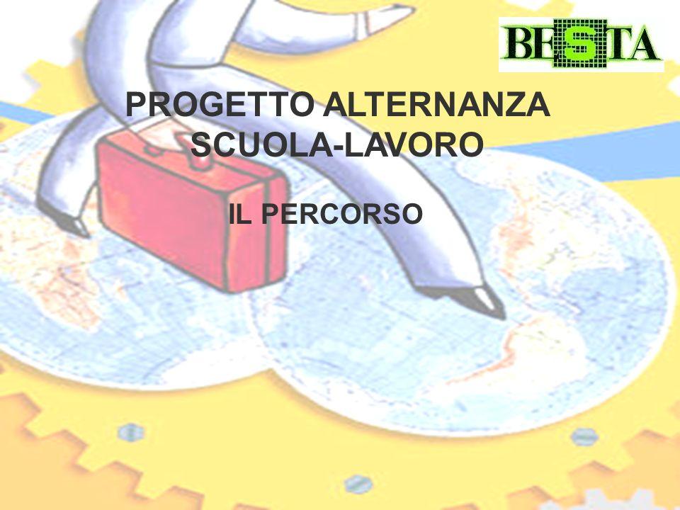 PROGETTO ALTERNANZA SCUOLA-LAVORO IL PERCORSO