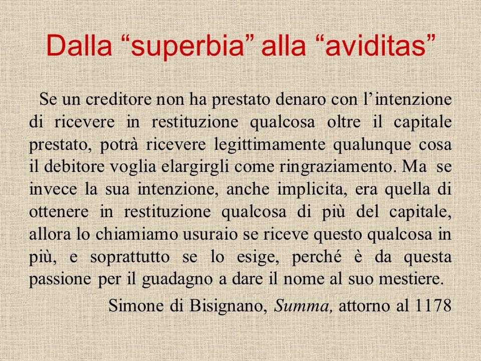 Bernardino da Siena Un corposo trattato in latino sui contratti e sulle usure Una serie di prediche in volgare pronunciate dal 1425 al 1427.