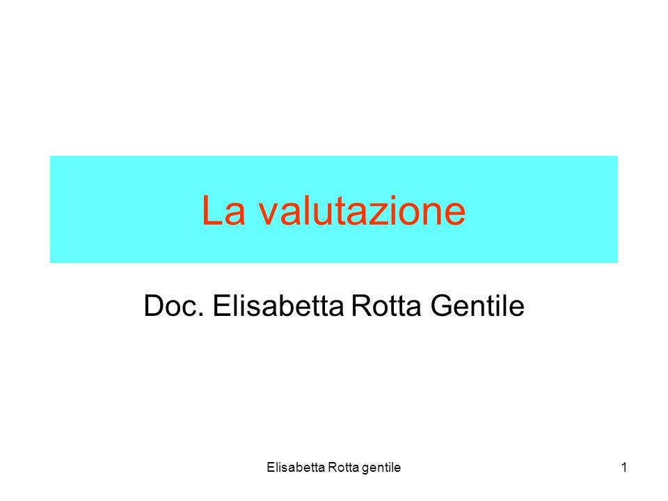 Elisabetta Rotta gentile22 All.1 Decreto Legislativo 16 aprile 1994, n.