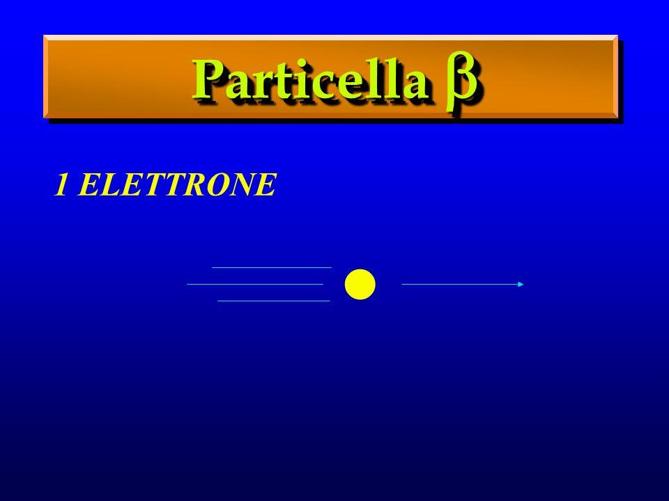 . 1 ELETTRONE