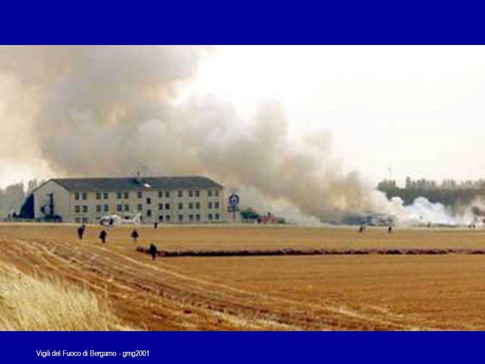 Vigili del Fuoco di Bergamo - gmg2001 Cambiamo scenari…
