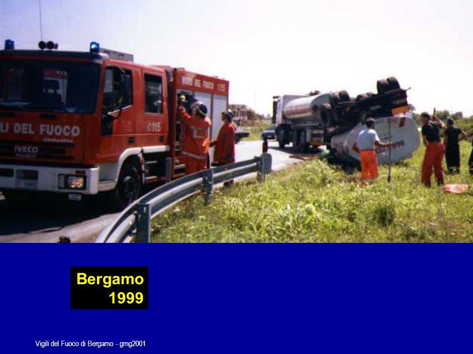 Vigili del Fuoco di Bergamo - gmg2001 Capriate S.G. 1999