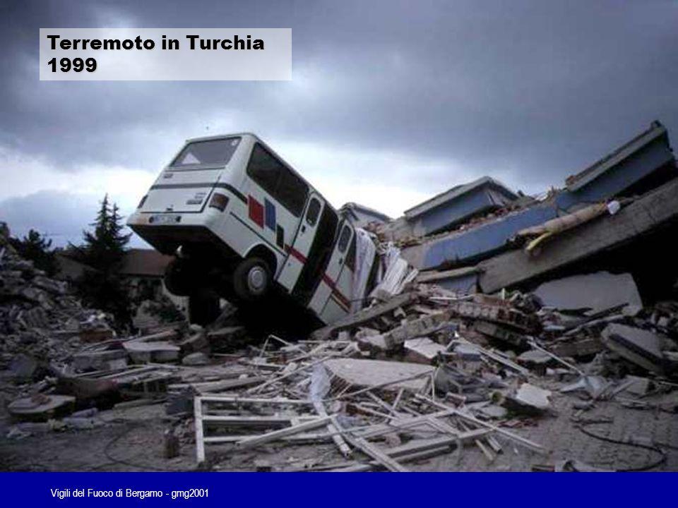 Vigili del Fuoco di Bergamo - gmg2001 …CHI COMANDA.