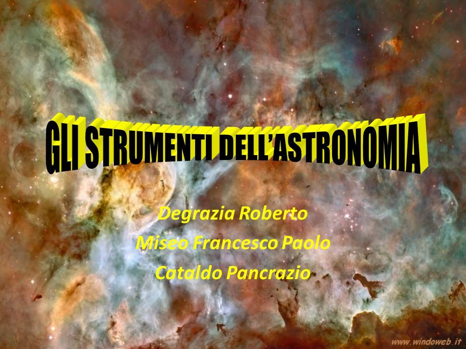 Telescopio Cassegrain Il telescopio Cassegrain è costituito da due specchi: il primario sferico e parabolizzato ed il secondario ellittico iperbolizzato.