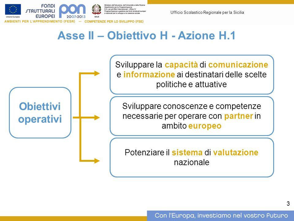 3 Obiettivi operativi Sviluppare la capacità di comunicazione e informazione ai destinatari delle scelte politiche e attuative Potenziare il sistema d