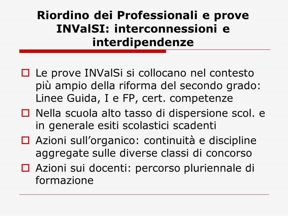 La certificazione di competenze (maggio 2011) E stata un laboratorio multidisciplinare per i docenti implementazione di contenuti comuni criteri di valutazione condivisi definizione di una prima prova esperta (operazione passata a sistema)prova esperta